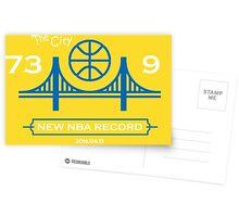 GSW record 73 9 Postcards