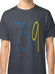 GOLDEN STATE WARRIORS 73 9 Classic T-Shirt