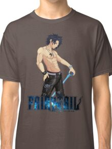 Gray Fulbuster Fairy Tail Classic T-Shirt