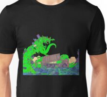 Toxic Garbage slime monster Unisex T-Shirt