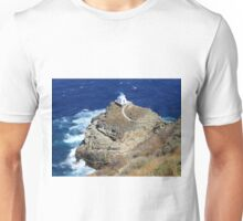Temple Seven Witnesses, Sifnos Island, Greece Unisex T-Shirt