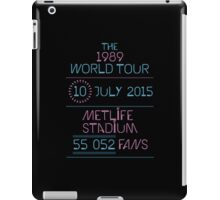 10th July - MetLife iPad Case/Skin