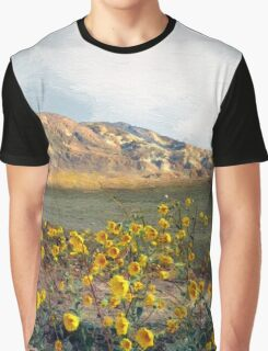 Dawn in Death Valley Graphic T-Shirt