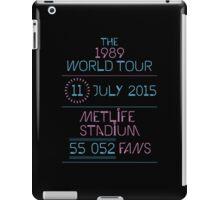 11th July - MetLife Stadium iPad Case/Skin