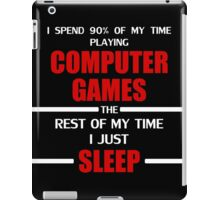 Computer Games iPad Case/Skin