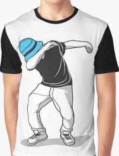 dab men logo Graphic T-Shirt