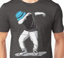 dab men logo Unisex T-Shirt