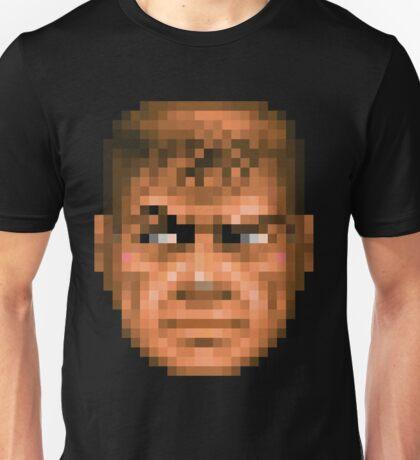 Doom Face 2 Unisex T-Shirt