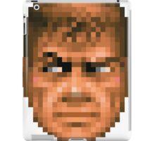 Doom Face 2 iPad Case/Skin