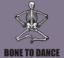 Bone To Dance Kids Tee
