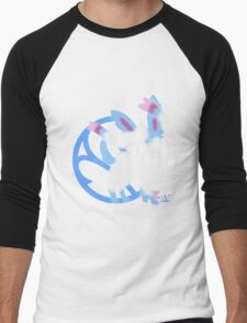 Sylveon Shiny Men's Baseball ¾ T-Shirt