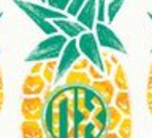 Pi Chi Sticker Sticker
