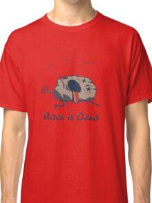 Rock is Dead Classic T-Shirt