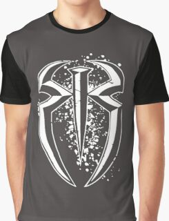 Roman Reigns Wrestling Graphic T-Shirt