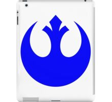 star wars rebel logo iPad Case/Skin