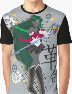 Soldier of Time & Revolution Graphic T-Shirt