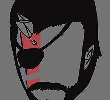 Venom Snake: Saladin sane by JoshwaarBee