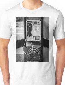Yesterday's Caller Unisex T-Shirt