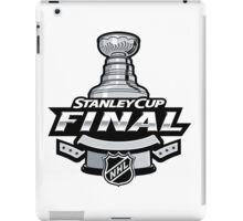Stanley Cup Logo iPad Case/Skin