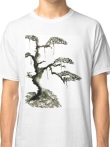Chinese pine, a symbol of longevity Classic T-Shirt