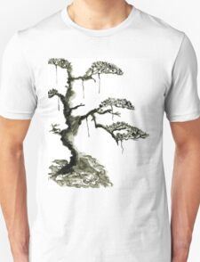 Chinese pine, a symbol of longevity Unisex T-Shirt