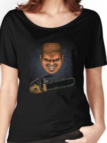 Doom Face 8 Women's Relaxed Fit T-Shirt