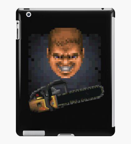 Doom Face 8 iPad Case/Skin
