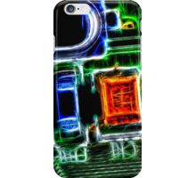 Overclocked (HDR + Fractalius) iPhone Case/Skin
