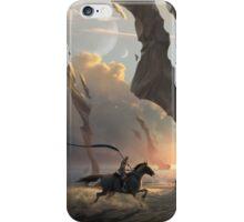 Celestial Spears iPhone Case/Skin