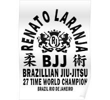 Renato Laranja Poster