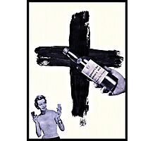 Grand Central Station of the Cross Photographic Print