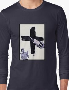 Grand Central Station of the Cross Long Sleeve T-Shirt
