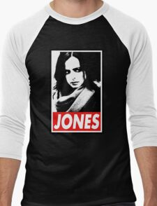 JESSICA JONES - Obey Design Men's Baseball ¾ T-Shirt