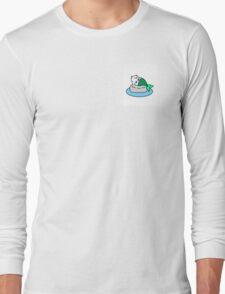 Tubbs the Mermaid Long Sleeve T-Shirt