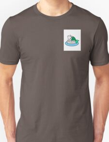 Tubbs the Mermaid Unisex T-Shirt