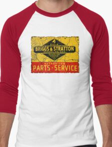 Briggs & Stratton small engines Men's Baseball ¾ T-Shirt