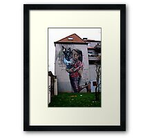 Nowhere without you! Framed Print