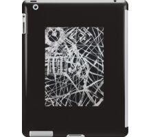 Caos abstracto iPad Case/Skin