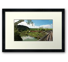 Sonoma County Framed Print