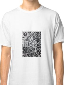 Caos abstracto Classic T-Shirt