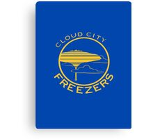 Cloud City Freezers - Star Wars Sports Teams Canvas Print
