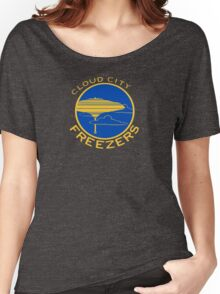 Cloud City Freezers - Star Wars Sports Teams Women's Relaxed Fit T-Shirt