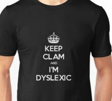 Keep Clam Unisex T-Shirt