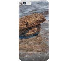 Coquina Rock  iPhone Case/Skin