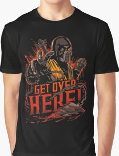 Get Over HERE bae! Graphic T-Shirt