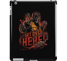 Get Over HERE bae! iPad Case/Skin