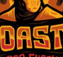 Toasty BBQ Sticker