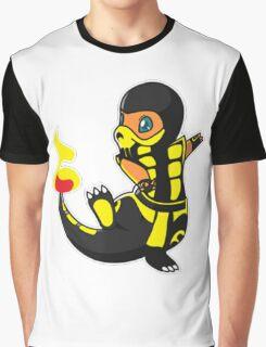 ScorpioZard in flames [Cartoon] Graphic T-Shirt