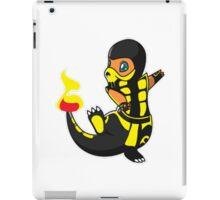 ScorpioZard in flames [Cartoon] iPad Case/Skin
