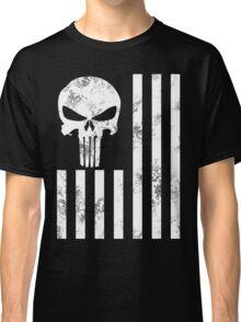 Punisher Skull Sniper Classic T-Shirt